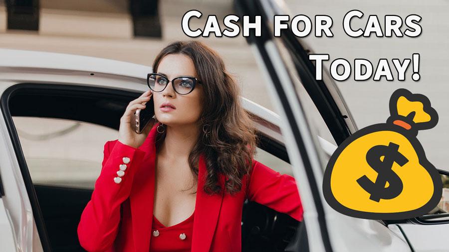 Cash for Cars Saratoga, California